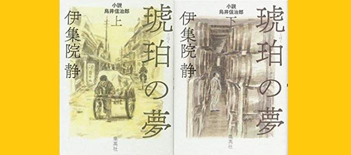 【ドラマ化】10/5放送『琥珀の夢』(集英社)